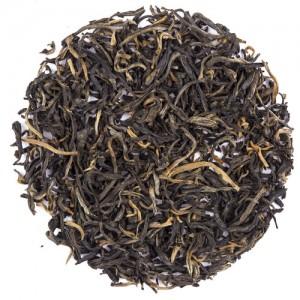 liście czarnej herbaty